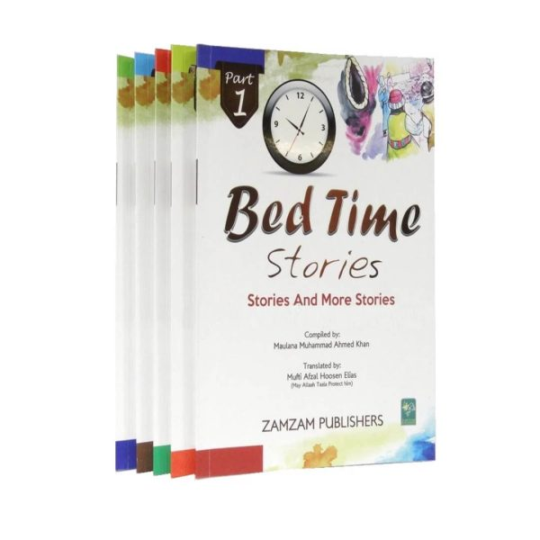 Bed Time Stories – Stories and More Stories