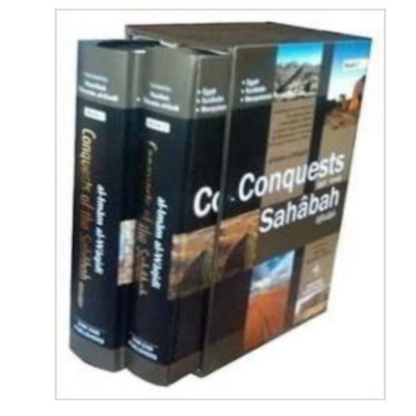 Conquests of the Sahabah (2 Volume Set)