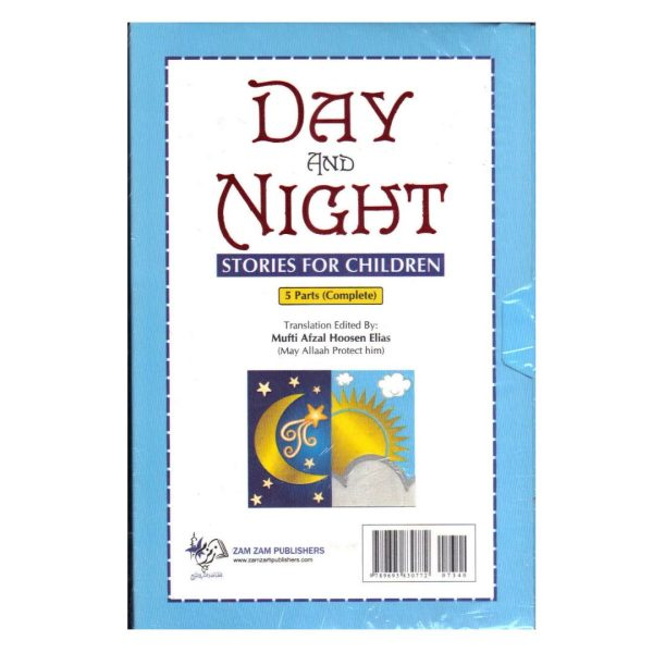 Day and Night: Stories for Children (5 Parts)
