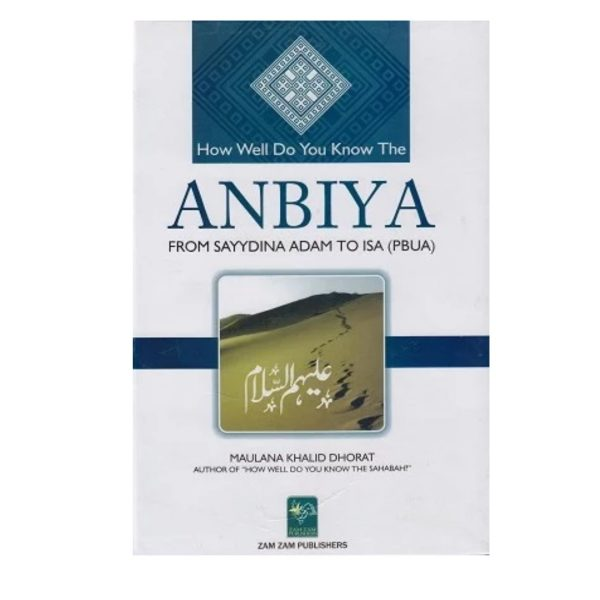 How Well Do You Know The Anbiya From Adam To Isa Jesus
