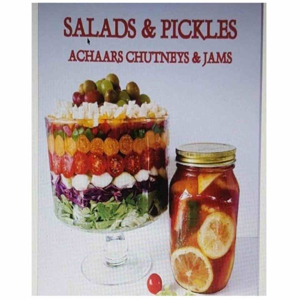 alaads and pickles recipe book by Hafsa kasak