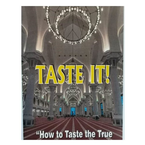 how to taste the true beauty of islam