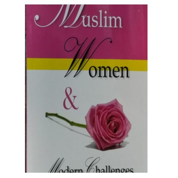 muslim woman and a modern challenges